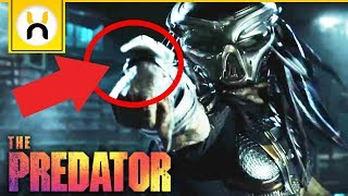 The Predator Trailer BREAKDOWN - Easter Eggs and Things You Missed