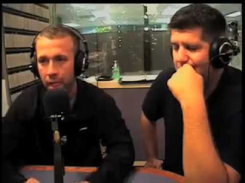Tucker Max In-Studio (Part 2: Miss Vermont)