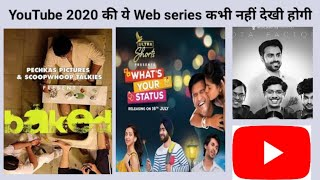 Top 5 Best Web Series on YouTube in Hindi 2020 | Must Watch