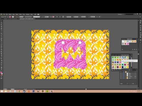 Adobe Illustrator CS6 for Beginners - Tutorial 79 - Graphics Styles