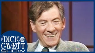 Sir Ian McKellen on His Sexuality and Coming Out | The Dick Cavett Show