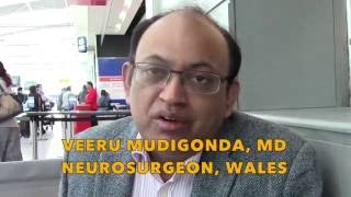 SOULJOURNS ~ VEERU MUDIGONDA, MD, U.K. NEUROSURGEON WHO WITNESSED SAI BABA MIRACLE