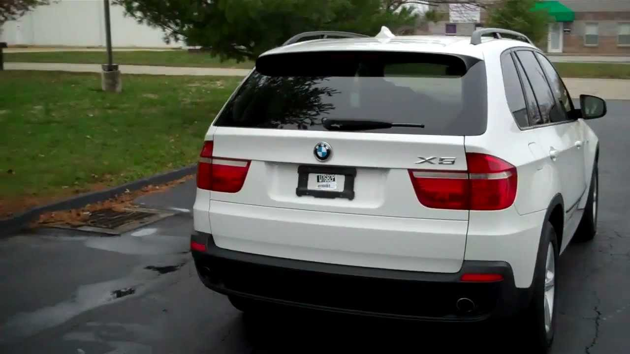 Bmw Certified Pre Owned >> 2008 BMW X5 3.0i xDrive - YouTube
