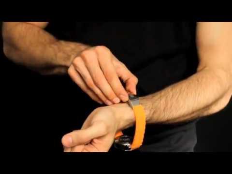 Tissot Sea Touch Orange Tissot Sea Touch Watch