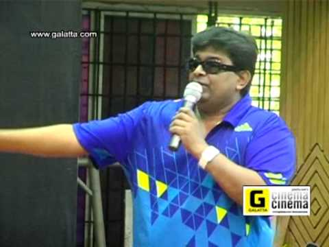 Mysskin speaks about Mugamoodi