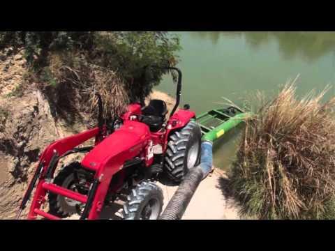 Haiti Rice Farming with GATOR PUMP