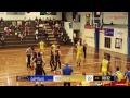 Lagu Townsville Heat at Brisbane Capitals Men&39;s QBL 2017