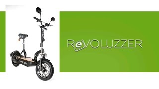 DER REVOLUZZER Scooter - OverView