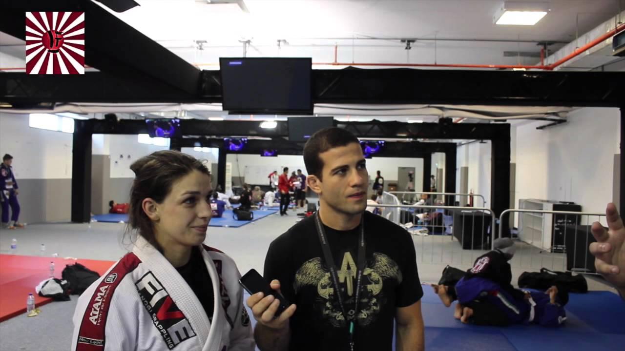 Mackenzie Dern Interview Mackenzie Dern Talks Metamoris