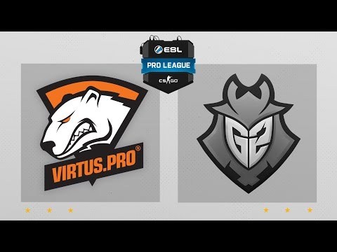 CS:GO - Virtus Pro vs. G2 [Train] Map 1 - ESL Pro League Season 4 - EU Matchday 28