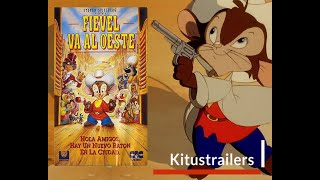 Fievel's American Tails (1992) - Official Trailer