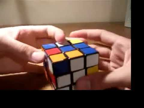Response to a question about the Rubik's Cube