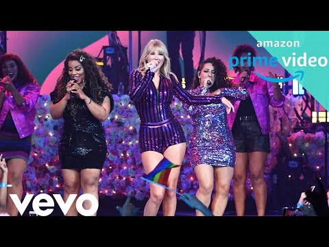 Download Taylor Swift  You Need To Calm Down 1080 HD Live Amazon Prime Concert 2019