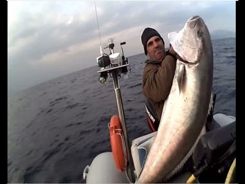 amderjack    ΜΑΓΙΑΤΙΚΟ  46 kg sotos fishing.wmv