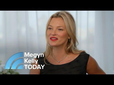 Kate Moss Talks To Megyn Kelly About Modeling And Motherhood | Megyn Kelly TODAY