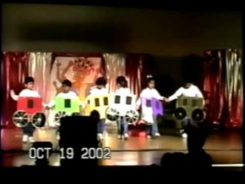 2002 - Hullor - Chuk Chuk Rail Gadi - BADFW Puja