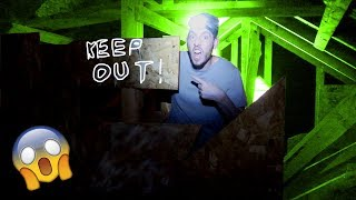 (FORT FOUND) MYSTERY IN MY ATTIC!