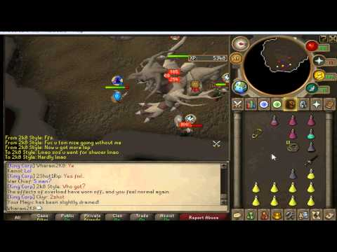 Basic Pro Corp Trip [Turmoil & Overload] With 5 Man Arcane Drop