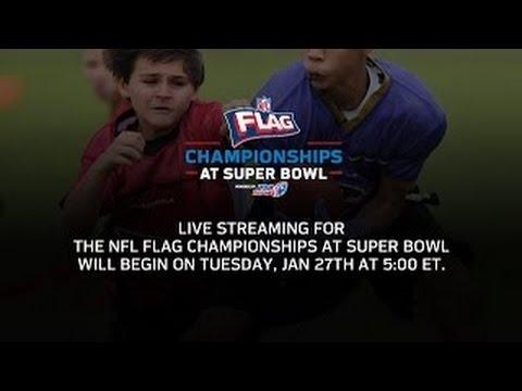 NFL Flag Championships (9-10 Coed Divison): Broncos vs. Giants