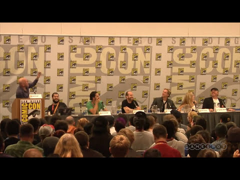 Comic-Con - The Last of Us - Behind the Scenes with Naughty Dog Panel