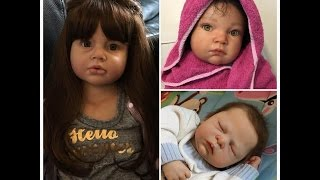 Night Routine Of A Reborn Child, Toddler & Baby!