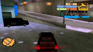 The Amazing AI Driving of Grand Theft Auto 3