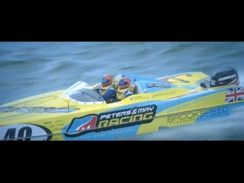 P1 Powerboat