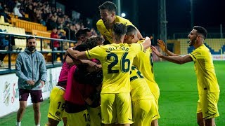 Promo Villarreal B vs Hércules