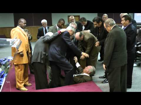 I was there when Jesus saved me, Altar Service, Look at 9min. Pastor, John P. Marlow