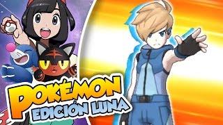 ¡¡Nuevos amigos en el equipo!!  |#08| Pokemon Luna (N3DS) en Español