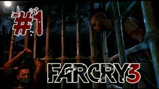 Far Cry 3 Guia En Español - FAR CRY 3 | Ep.1 | Acorralado |