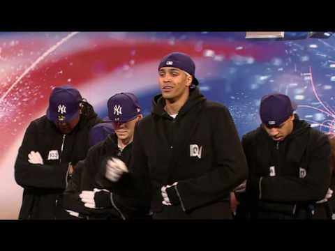 ITV1 Britains Got Talent - Diversity Dance Performance - 2009 - 25th April