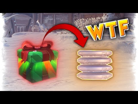 RARE Loot Box Glitch.. | Overwatch Best and Funny Moments - Ep.151