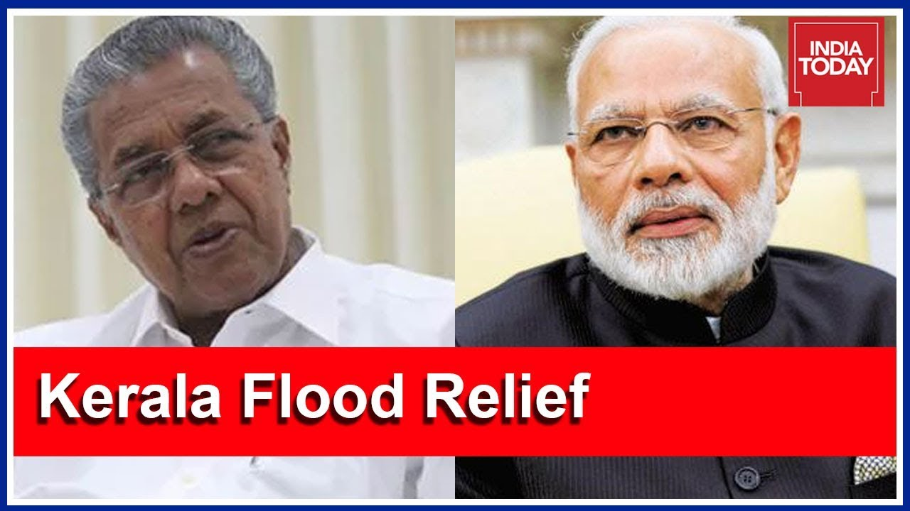 #KeralaSOS   Politics Over Rs 500 Cr Offered By Centre For Kerala Flood Relief