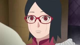 Sasuke and Naruto visit Orochimaru and ask about Uchiha Shin,Sarada Meets Team Taka