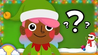 Christmas Guessing Game for Children | CheeriToons