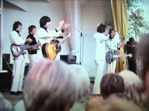 Interview with Tony Hicks of the Hollies 1969