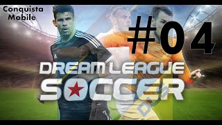Dream League Soccer 2019 - #04: Dream FC 6 x 0 Partick T - Desafio Global Rodada 1 - Android