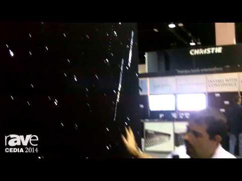 CEDIA 2014: Epic Sky Technology Presents their Star Panels
