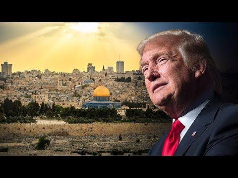 Donald Trump Confirma que Jerusalen es la Capital de Israel Colocando de Embajada de los EEUU