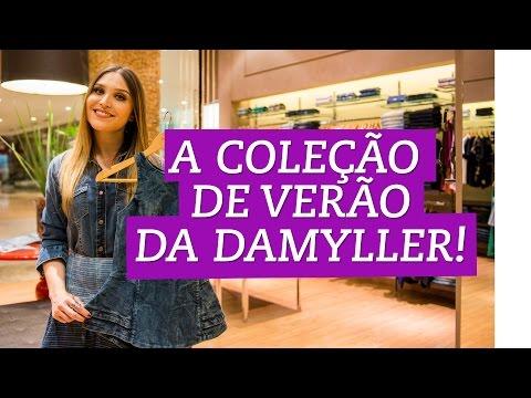 Conhecendo a coleção de verão da Damyller!