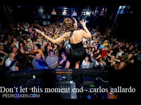 Carlos Gallardo & Rebeka Brown - Don�t Let This Moment End