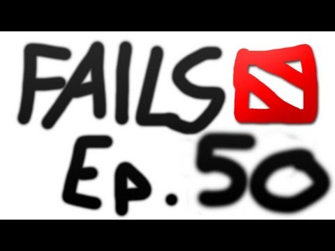 Dota 2 Fails of the Week - Ep. 50 (20 fails)