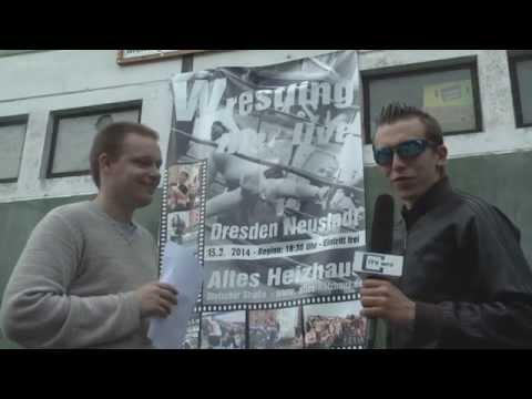 Wrestlingowym Szlakiem aż do Drezna - Pre Show, Post Show & Backstage Pass