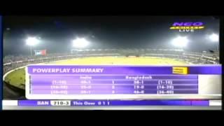 Shakib At his Best Against India