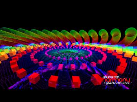 Ecstasy - Music by 1200 Micrograms, Visual Music by VJ Chaotic