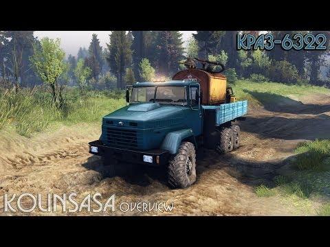 El KrAZ-6322 Tuning