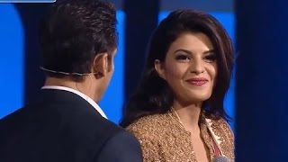 [NEW] Salman Khan with Jacqueline fernandez funny comedy movements at star awards Show