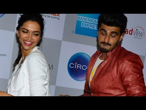 Deepika Padukone And Arjun Kapoor Search Fanny