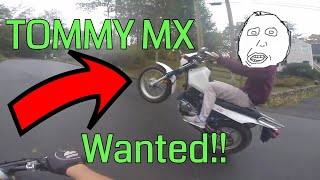 Drag Race with Tommy Mx!